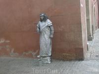 Регенсбург. Опять «живая» скульптура