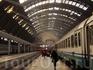Милан, вокзал рано утром