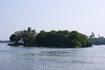 всего 40 островов на реке