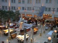 холл гостиницы Нтон в Осло
