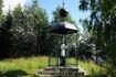 История Восточной Финляндии включает в себя и горькие страницы боли и скорби. Памятник советским солдатам.