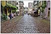 В день отъезда в Рикевире шел дождь.Было пустынно. А вообще - то  чуть больше тысячи жителей этой деревушки, принимает в год до миллиона гостей!