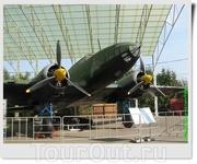 Дальний бомбардировщик ДБ-3Ф (Ил-4) (СССР).