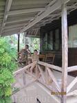 Наше первое бунгало на Чанге (K.B Resort)