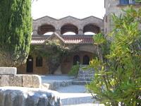 На территории древнего города Ялисос.