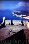 Крепость у Сантьяго (Castillo del Morro ?)
