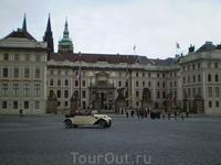дом президента Чехии