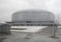 еще один спортивный комплекс
