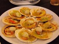 очень вкусное блюдо, приготовленное на гриле))))