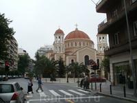 Город Салоники 14