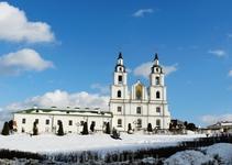 собор Св. Духа (кафедральный православный собор) ранее монастырь бернардинок