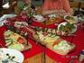 блюда в ресторане отеля Биссер