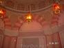 в Екатерининском парке. Турецкая баня (внутри)