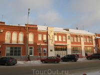 Театральный институт, в котором я работаю