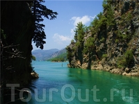 Green Canyon. Manavgat.