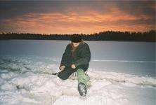 Февраль 2005г. Красная заря.