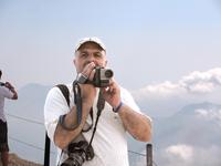 Вид с гор Тахталы