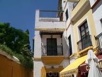 балкон возлюбленной Дон Жуана Эльвиры