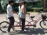 сколько миллионов велосипедов в Китае, интересно?