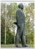 С этим памятником связана очень интересная история: первоначально в руке за спиной у Гагарина не было цветка, но памятник стоит прямо напротив дома, где ...
