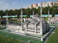 Миниатюра Голубой мечети