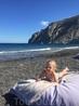 Чёрный пляж Камари
