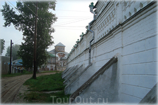 ограда Спасской церкви