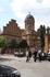 при входе в Национальный университет Украины