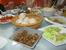 Вегетарианский обед в монастыре. Мне очень понравились мучные пампушки, на пару