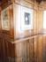 стены кабинета  украшены  фотографиями семьи