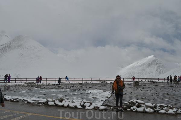 Озеро лежит на высоте 4718 метров, имеет площадь зеркала 1870 км². Это самое высокое солёное озеро в мире, крупнейшее солёное озеро в Тибетском автономном районе. Тем не менее, Намцо не является крупнейшим солёным озером в историческом районе Тибета. ...
