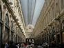 Брюссель.    Галерея ,17 век. Снимок  сделан  у  входа  в  галерею.