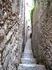 А вот улочка в еврейском квартале. Евреи вынуждены были ютиться на небольшом участке, а потому и дома строили почти впритык