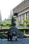 Памятник в Гвадалахаре