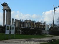 В конце поездки посещение Археологического парка. Раскопки и восстановление древнеримского города.