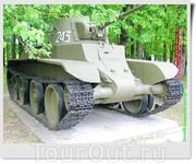 Лёгкий танк БТ-7 (СССР).