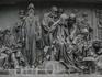 Памятник Тысячелетию России. На пьедестале изображено 109 горельефных фигур различных деятелей политической истории, науки, искусства и литературы, начиная ...