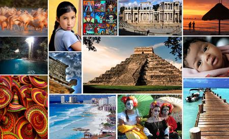 Фотографии с маршрута в мексику