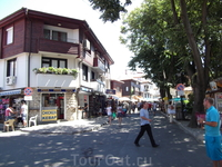 НЕСЕБЕР улицы Старого города
