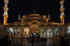 Огни мечети