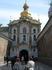 Свято-Троицкая надвратная церковь. Врата Лавры (вид с улицы)