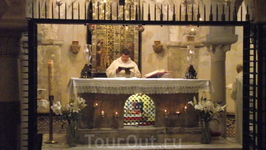 Предел Св Николая - протестантская служба