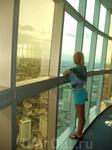 Банкок. 83 этаж небосреба Байок скай.