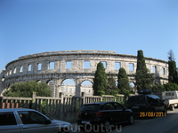 Пула, Колизей