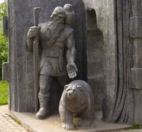 Памятник Кудым-Ошу