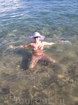 Волшебное море. Температура воды +24