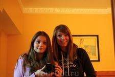 ну как же без фотки через зеркало))