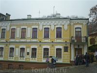 Музей Булгакова, все там же на Андреевском спуске.