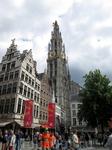 Антверпен. Собор Антверпенской Богоматери.