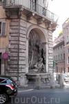 третий фонтан